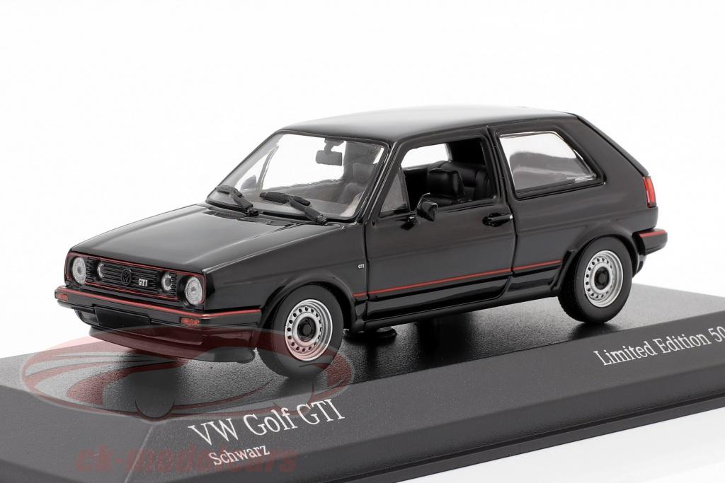 minichamps-1-43-volkswagen-vw-golf-ii-gti-bouwjaar-1985-zwart-943054123/