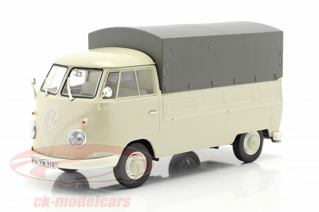 schuco-1-32-volkswagen-vw-typ-2-t1b-camioncino-con-piani-beige-grigio-450785100/