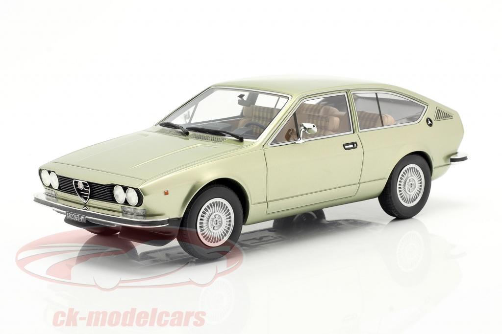 cult-scale-models-1-18-alfa-romeo-alfetta-gt-bygger-1975-lys-grn-metallisk-cml083-1/