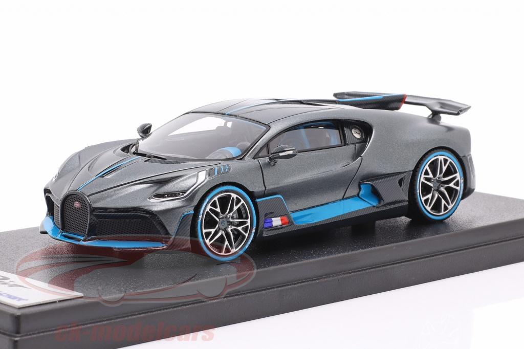 looksmart-1-43-bugatti-divo-the-quail-configuration-2018-dark-gray-blue-ls497a/