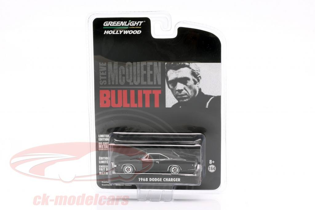 greenlight-1-64-dodge-charger-out-the-movie-bullitt-1968-black-44741/