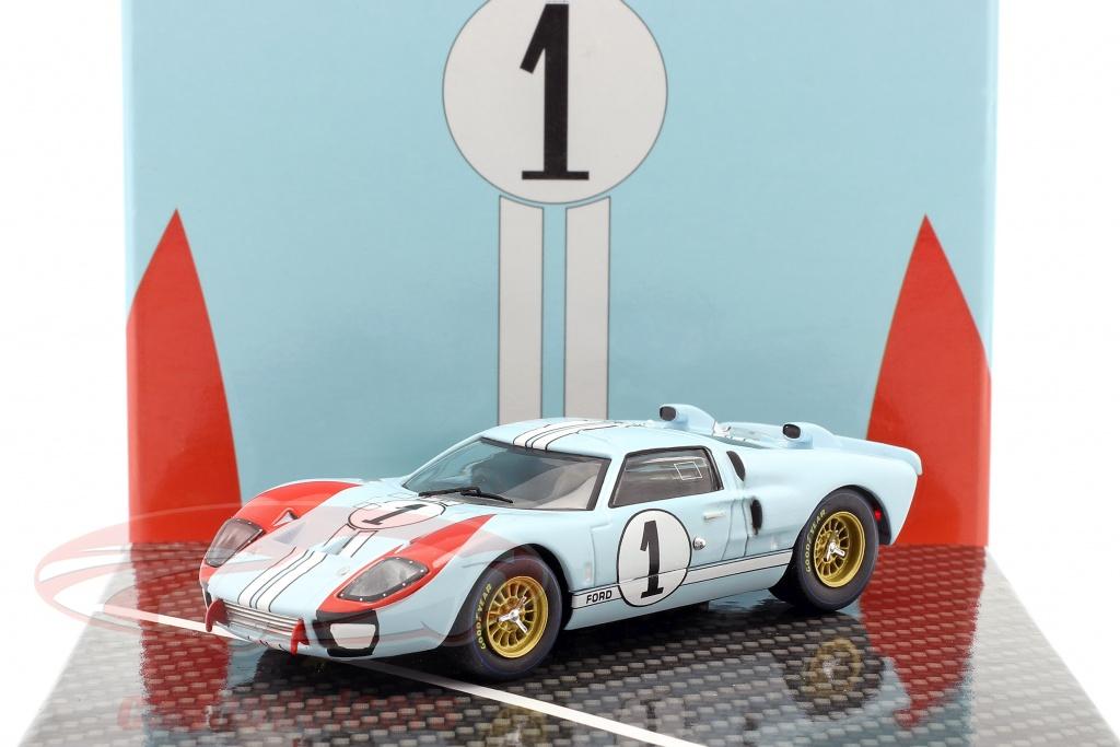 cmr-1-43-ford-gt40-mk-ii-no1-2nd-24h-lemans-1966-miles-hulme-43055box/