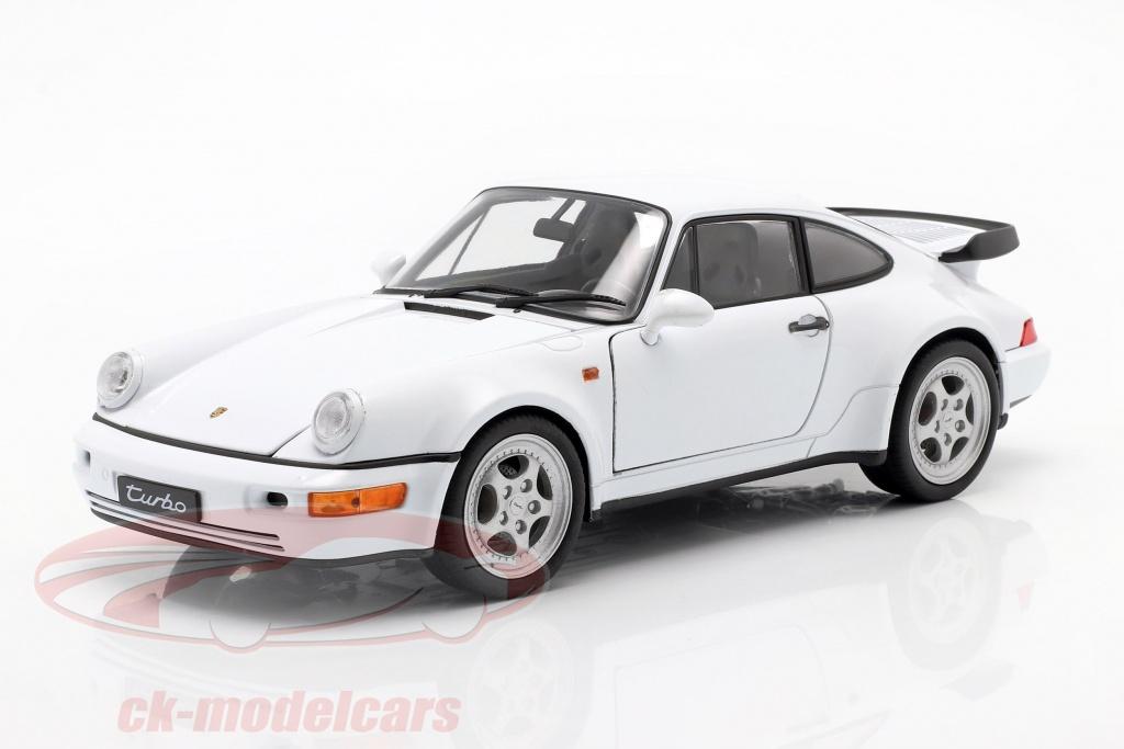 welly-1-18-porsche-911-964-turbo-hvid-18026w/