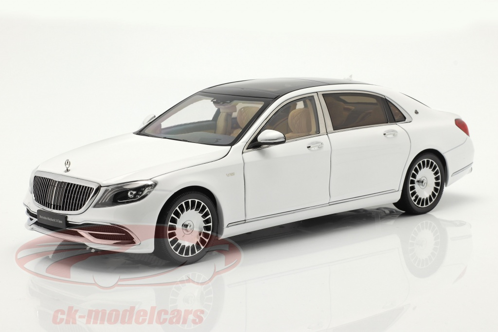almost-real-1-18-mercedes-benz-maybach-s-klasse-baujahr-2019-diamant-weiss-alm820111/