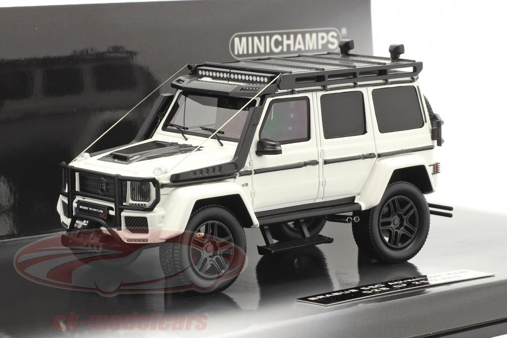 minichamps-1-43-brabus-550-adventure-mercedes-benz-clase-g-4x4-2017-blanco-437037162/