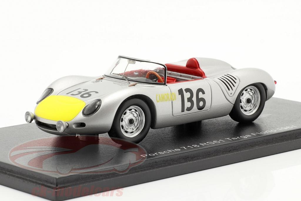 spark-1-43-porsche-718-rs61-no136-targa-florio-1961-moss-hill-s4149/