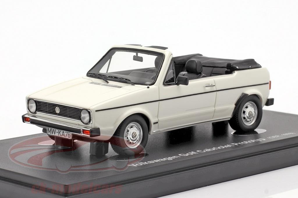 autocult-1-43-volkswagen-vw-golf-1-cabriolet-voorlopig-ontwerp-1976-wit-60054/