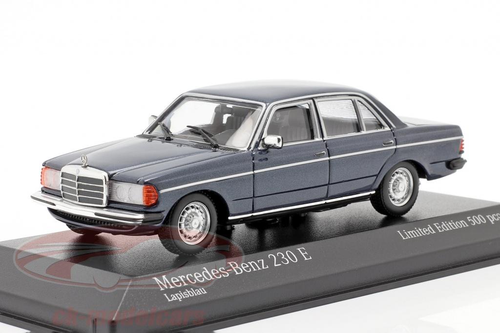 minichamps-1-43-mercedes-benz-230e-w123-bygger-1982-bl-metallisk-943032205/