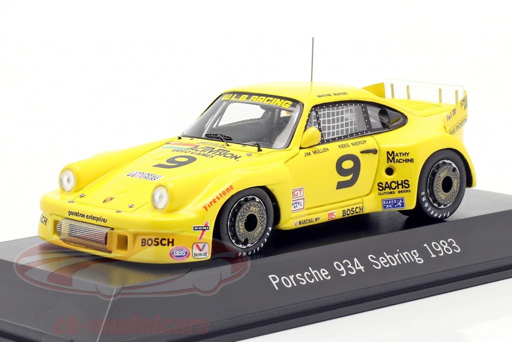 spark-1-43-porsche-934-no9-winner-12h-sebring-1983-bakermullennierop-map02019115/