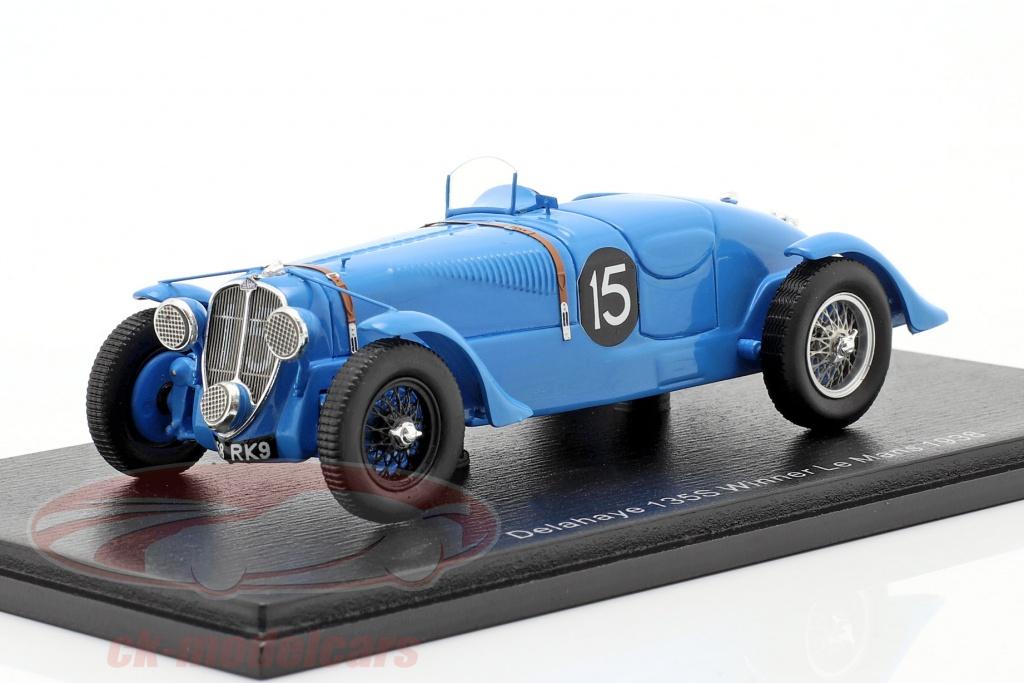 spark-1-43-delahaye-135-cs-no15-winner-24h-lemans-1938-chaboud-tremoulet-43lm38/