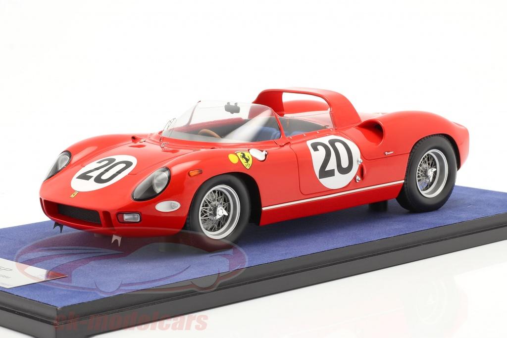 looksmart-1-18-ferrari-275p-no20-vinder-24h-lemans-1964-guichet-vaccarella-ls18lm00/