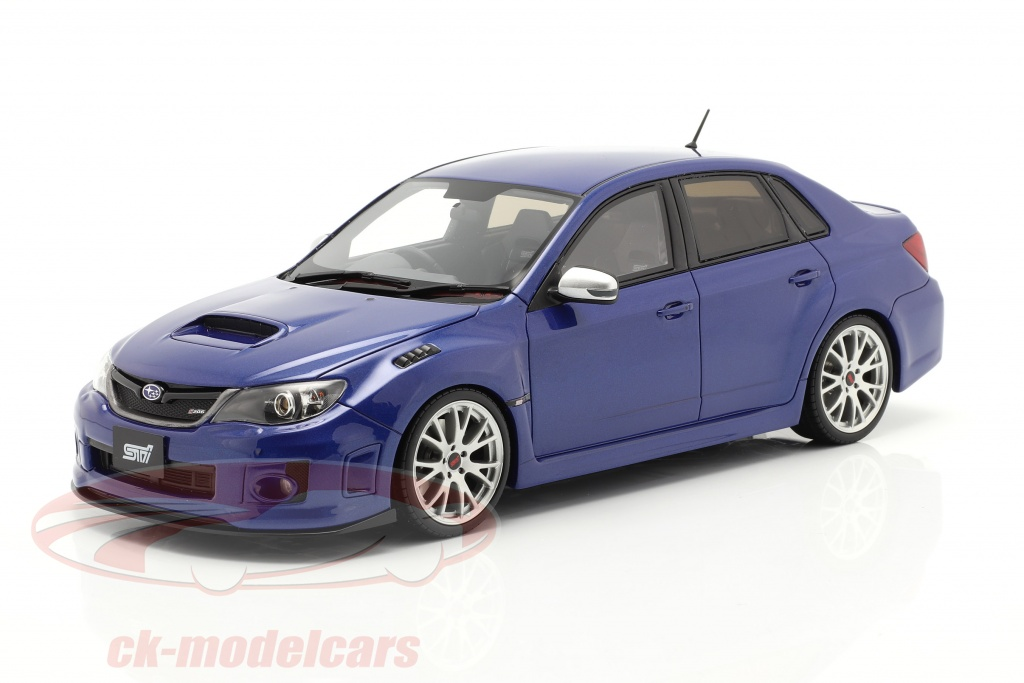 ottomobile-1-18-subaru-impreza-wrx-sti-year-2011-mica-blue-ot851/