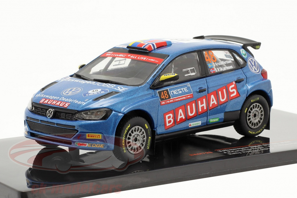ixo-1-43-volkswagen-vw-polo-gti-r5-no48-rallye-finnland-2019-kristoffersson-skjaermoen-ram726/