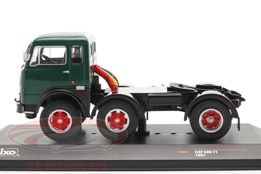 green IXO 1:43 FIAT 690 T1-1961