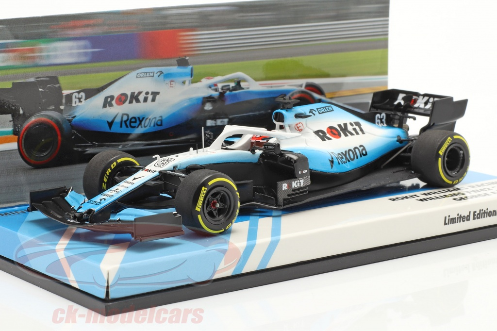 minichamps-1-43-george-russell-williams-fw42-no63-formule-1-2019-447190063/