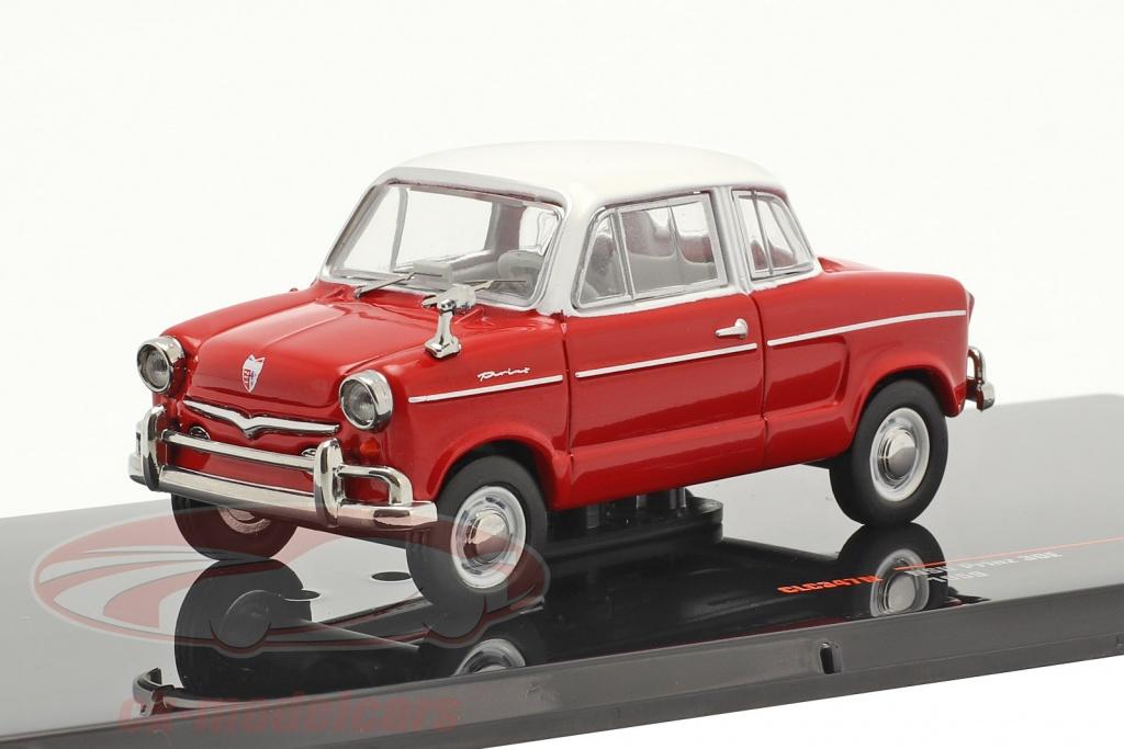 ixo-1-43-nsu-prinz-30e-ano-1959-vermelho-branco-clc347n/