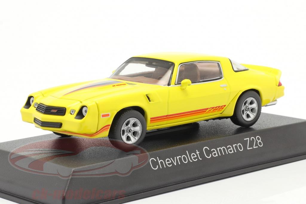 norev-1-43-chevrolet-camaro-z28-anno-di-costruzione-1980-giallo-900017/