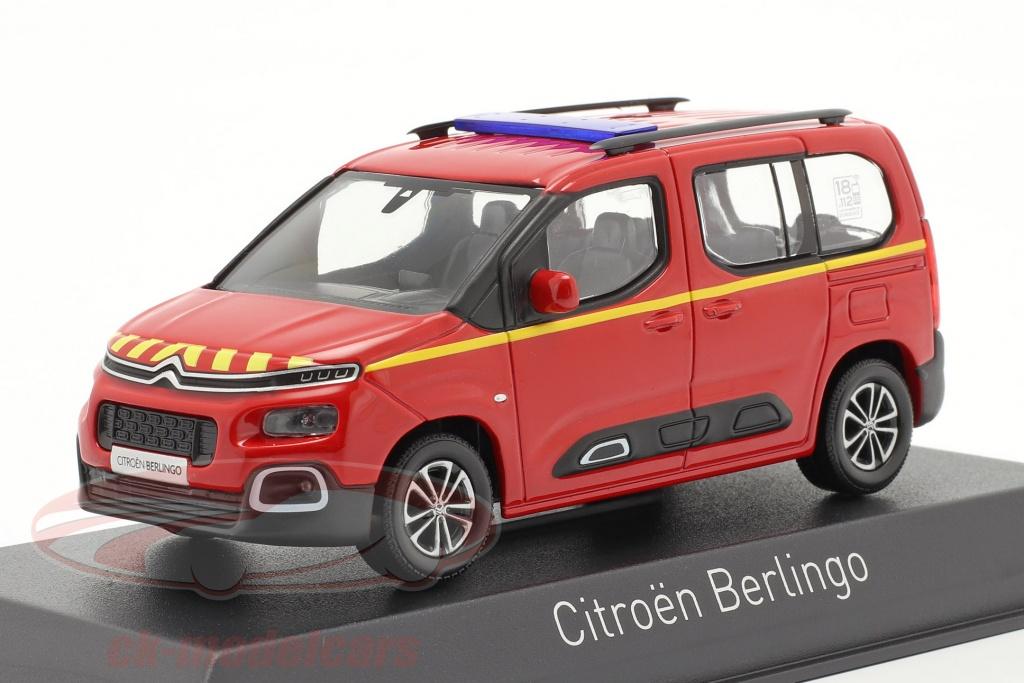 norev-1-43-citroen-berlingo-pompiers-ano-de-construccion-2020-rojo-155764/