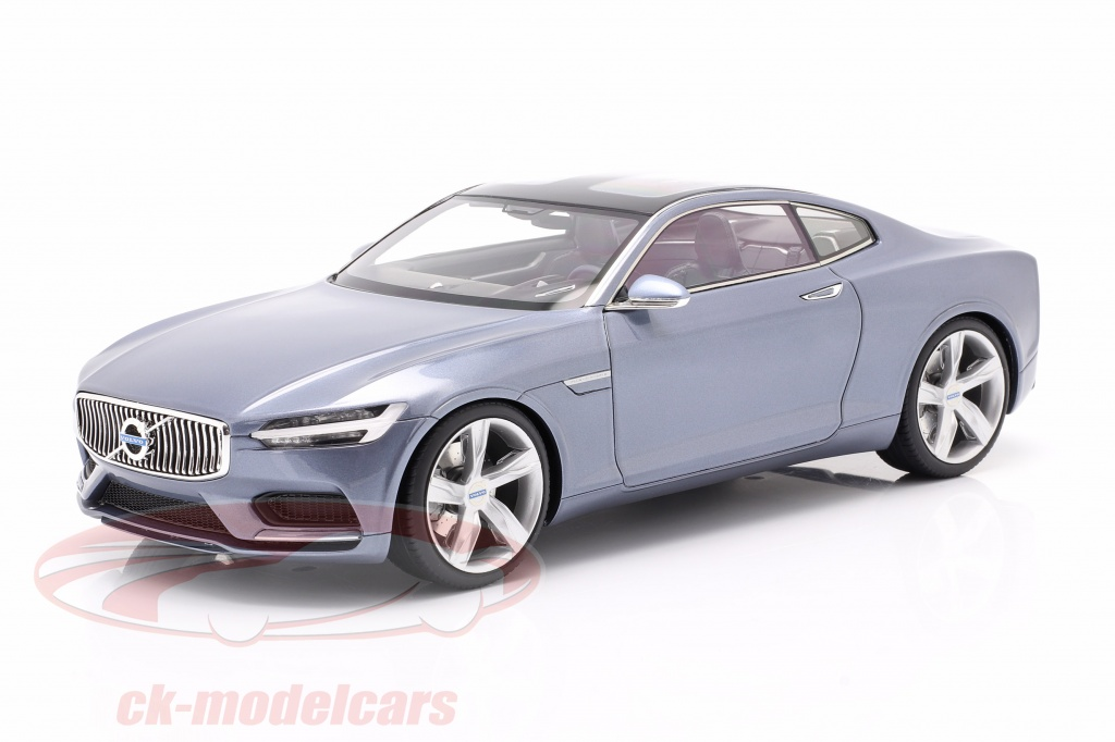 dna-collectibles-1-18-volvo-concept-coupe-bygger-2013-lys-bl-metallisk-dna000046/