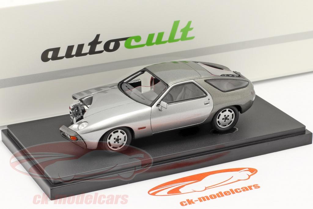 Set Annuaire 2020 Avec Modele Annuel Porsche 928 Pes Type 960 1 43 Autocult 99120 99120