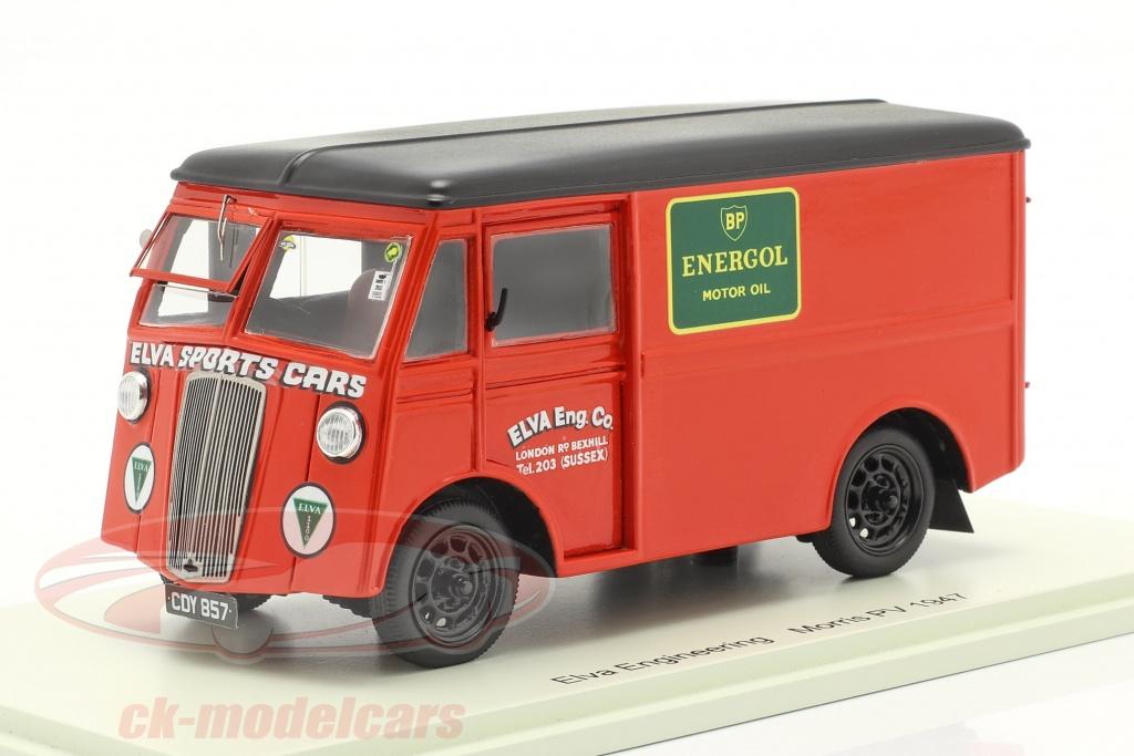 spark-1-43-morris-pv-supporto-camion-elva-engineering-anno-di-costruzione-1947-rosso-s6000/