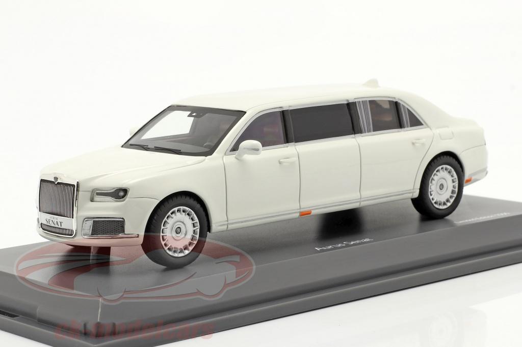 schuco-1-43-aurus-senat-limousine-dno39etat-russie-vladimir-putin-2018-blanc-450910100/