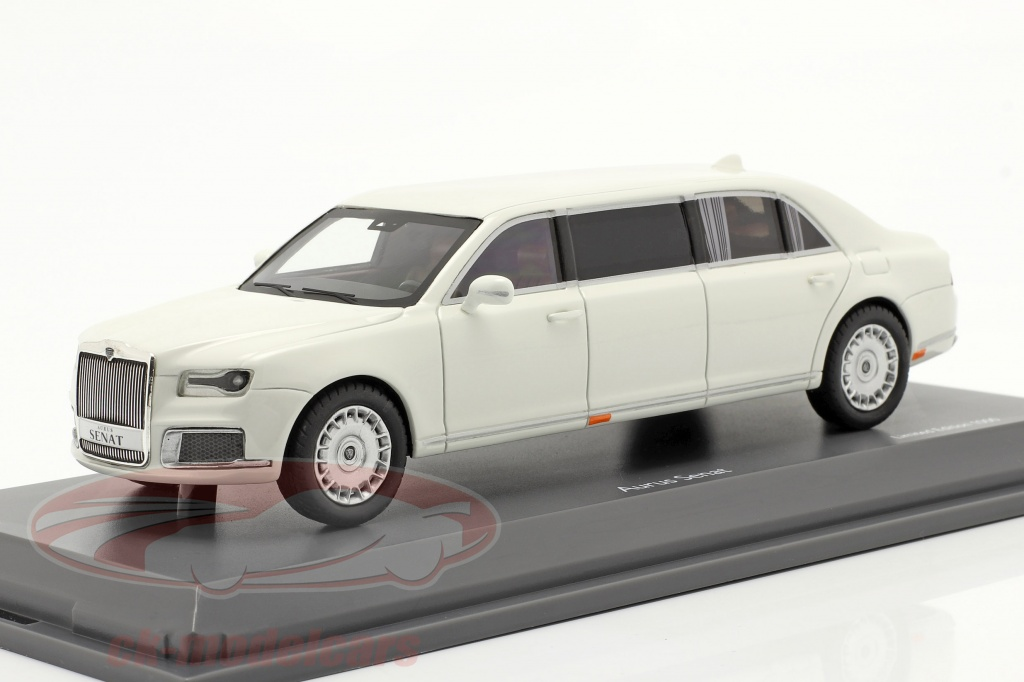 schuco-1-43-aurus-senat-statlig-limousine-rusland-vladimir-putin-2018-hvid-450910100/
