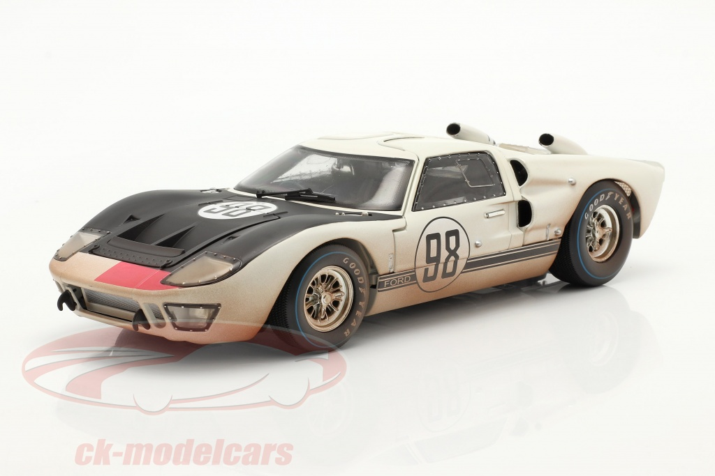 shelby-collectibles-1-18-ford-gt40-mk-ii-no98-gagnant-24h-daytona-1966-dirty-version-shelby432/