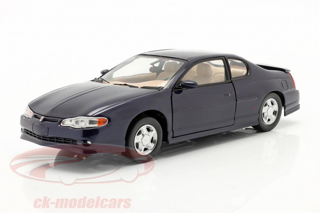 sun-star-models-1-18-chevrolet-monte-carlo-ss-anno-di-costruzione-2000-navy-blu-1986/