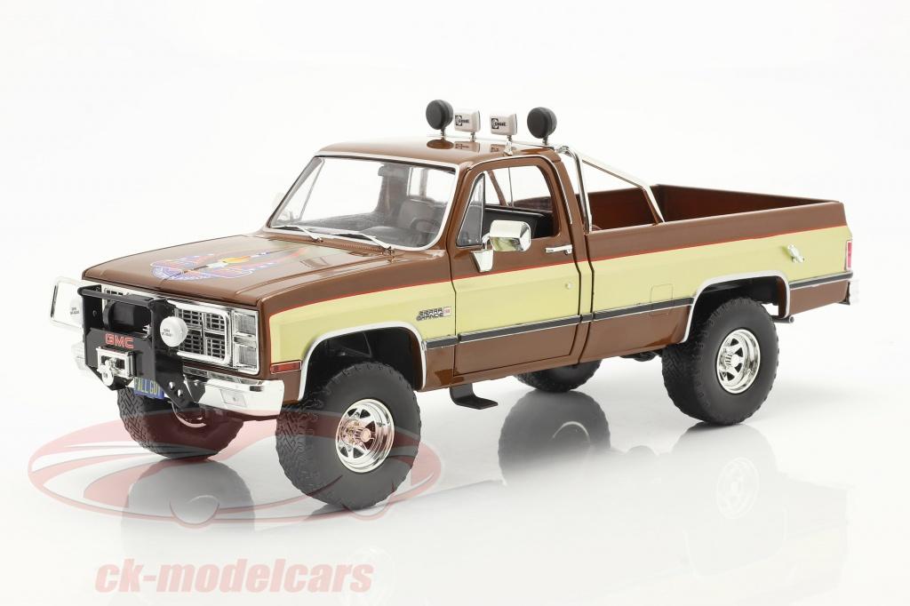greenlight-1-18-gmc-k-2500-sierra-grande-wideside-fall-guy-1982-marrone-oro-13560/