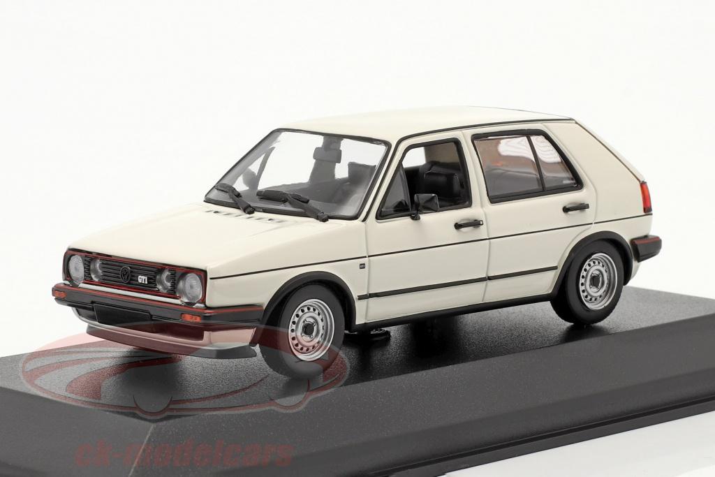 minichamps-1-43-volkswagen-vw-golf-ii-gti-4-drs-bygger-1985-hvid-940054122/
