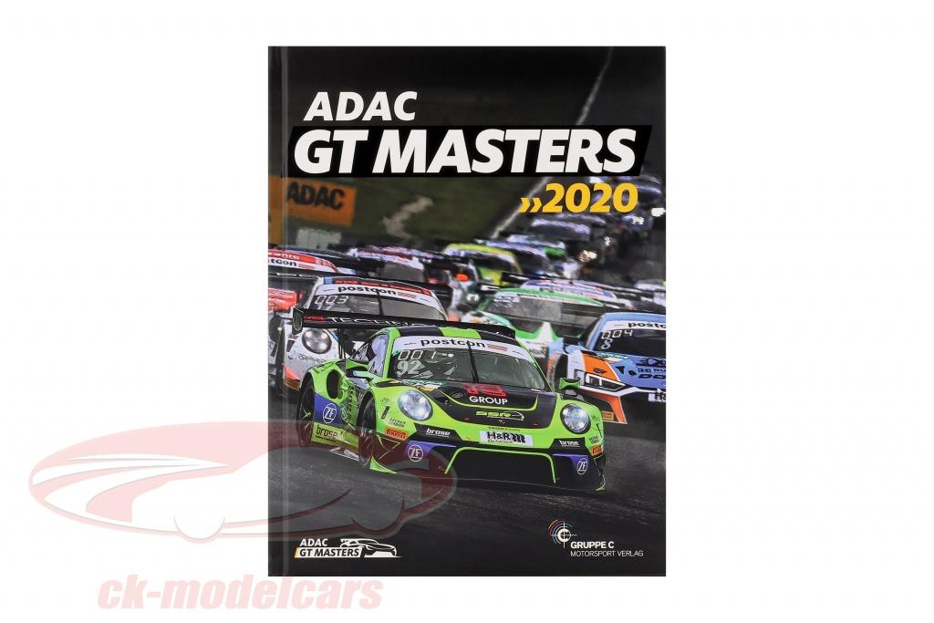 bestil-adac-gt-masters-2020-gruppe-c-motorsport-forlagsvirksomhed-978-3-948501-11-2/