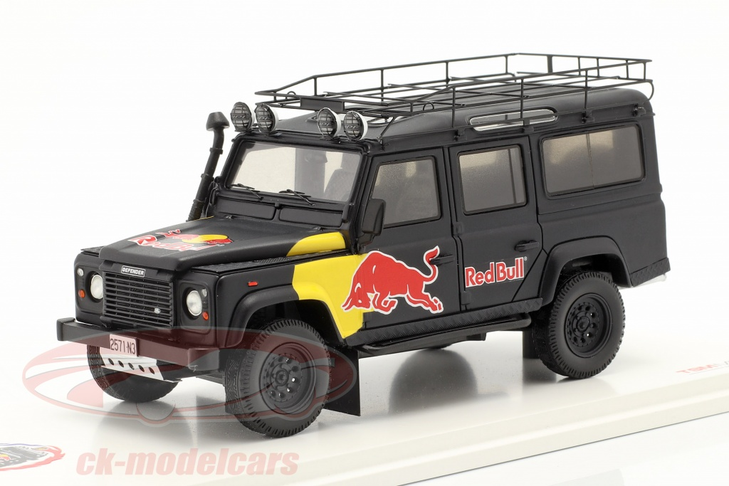 true-scale-1-43-land-rover-defender-110-red-bull-luka-promotional-vehicle-tsm430322/