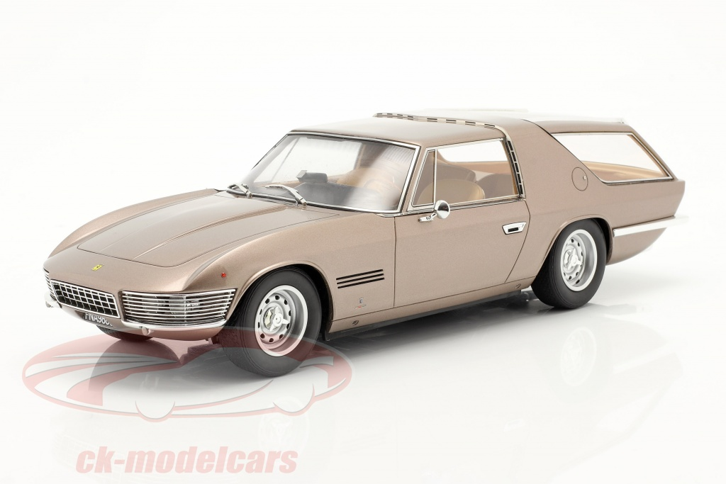 matrix-1-18-ferrari-330gt-shooting-brake-vignale-1968-lys-brun-metallisk-mxl0604-082/