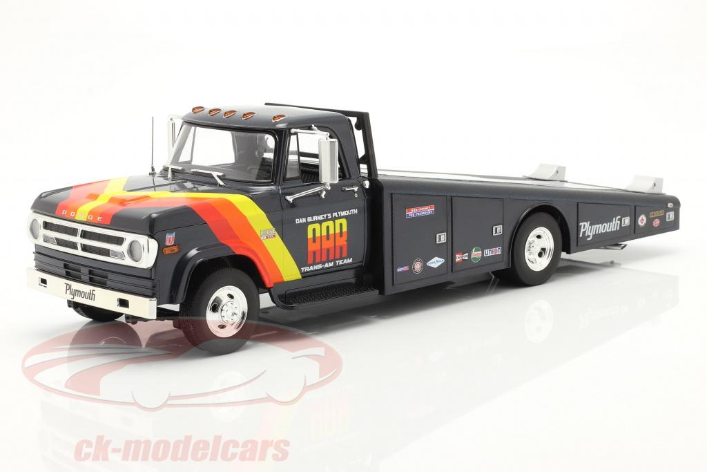 gmp-1-18-dodge-d300-ramp-truck-1970-aar-trans-am-team-bl-a1801901/