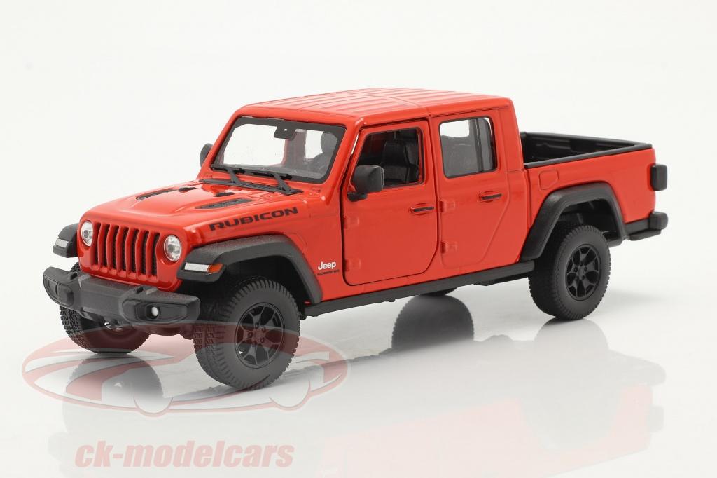 welly-1-24-jeep-gladiator-rubicon-pick-up-anno-di-costruzione-2020-rosso-arancio-24103o/