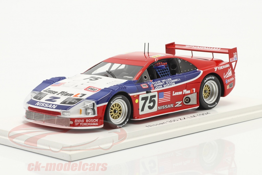 spark-1-43-nissan-300zx-turbo-no75-classe-gagnant-imsa-gts-24h-lemans-1994-s7740/