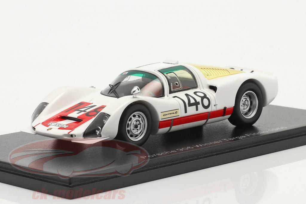 spark-1-43-porsche-906-no148-vencedora-targa-florio-1966-mairesse-mueller-43tf66/