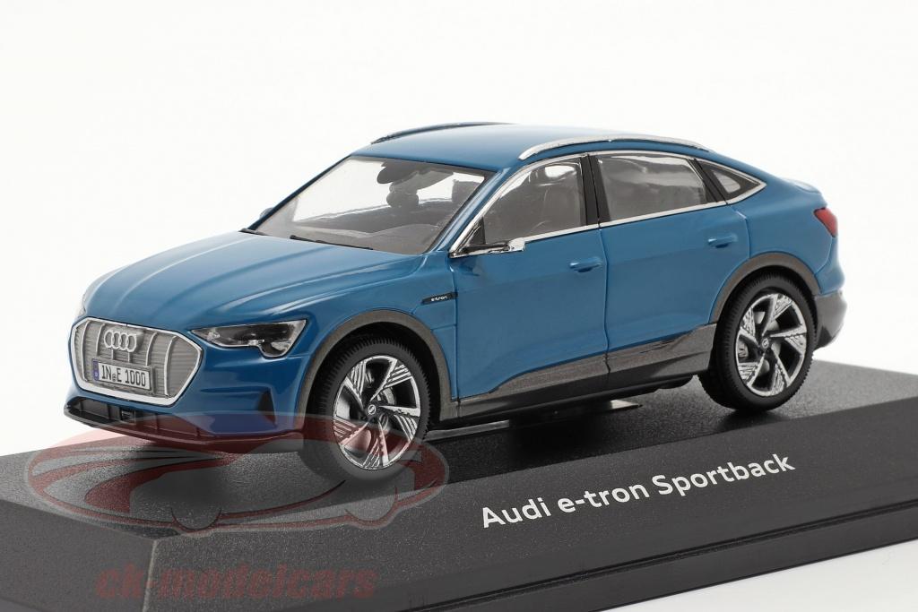 iscale-1-43-audi-e-tron-sportback-year-2020-antigua-blue-4300103/