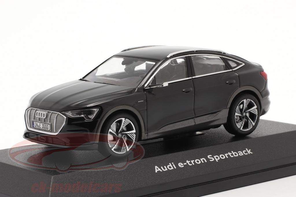 iscale-1-43-audi-e-tron-sportback-bouwjaar-2020-zwart-4300127/