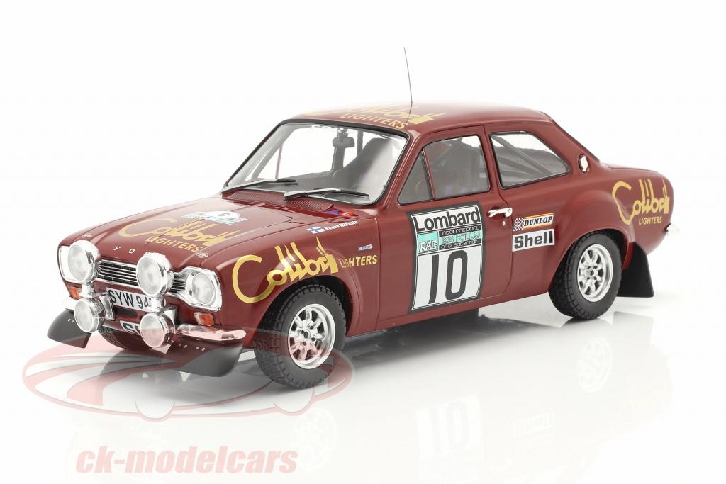 ixo-1-18-ford-escort-mk1-rs-1600-no10-lombard-rac-rallye-1974-mikkola-davenport-18rmc047c/