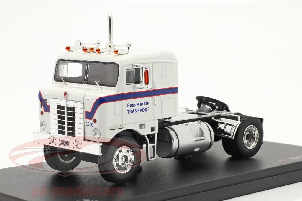 ixo-1-43-kenworth-bullnose-truck-year-1950-white-blue-tr063/