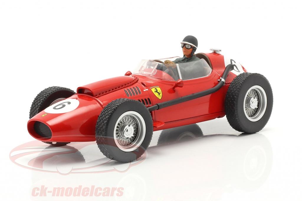 cmr-1-18-set-ferrari-dino-246-no6-world-champion-f1-1958-with-driver-figure-cmr162-ae180187/