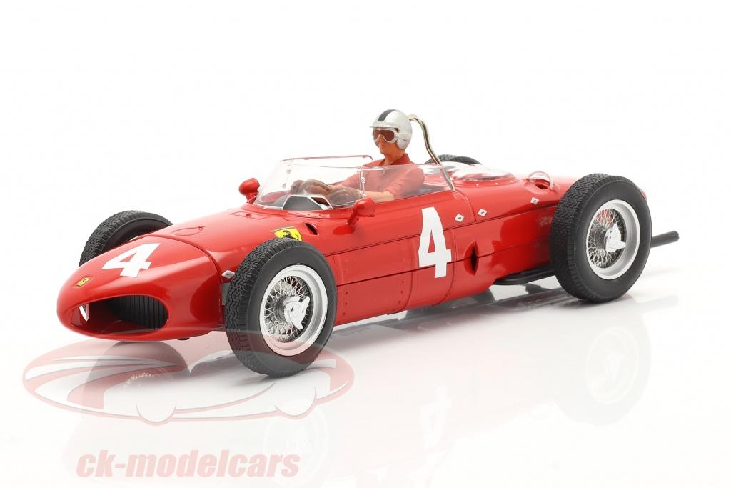 cmr-1-18-set-ferrari-156-sharknose-no4-gagnant-britanique-gp-1961-avec-chauffeur-figure-cmr168-ae180186/