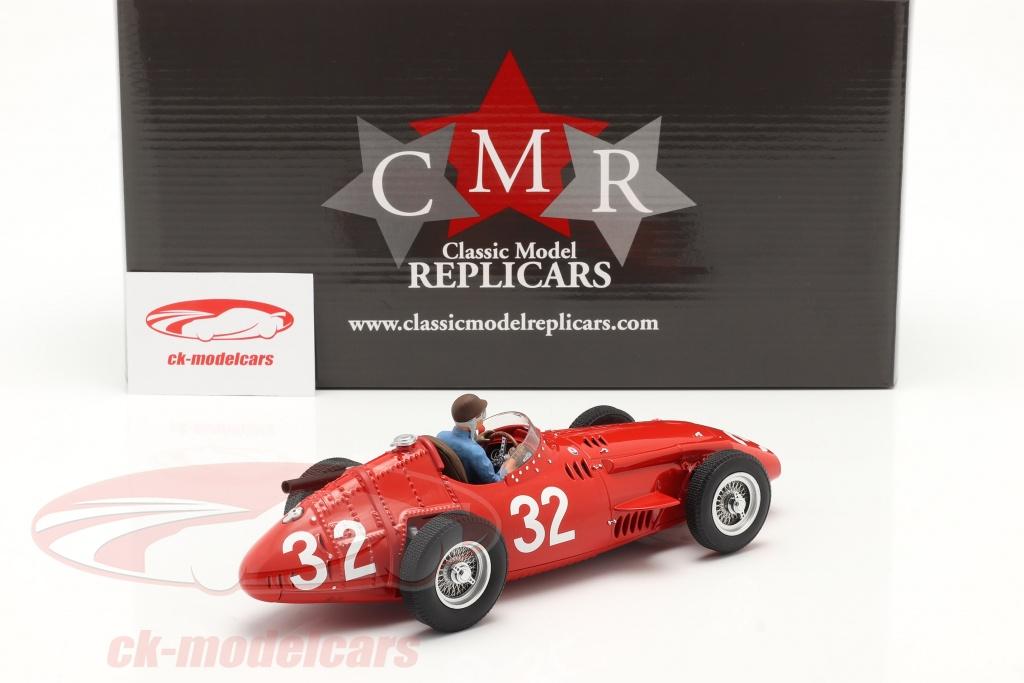 iscale-1-18-set-maserati-250f-no32-monaco-gp-verdensmester-f1-1957-med-driverfigur-cmr-cmr180-ae180188/