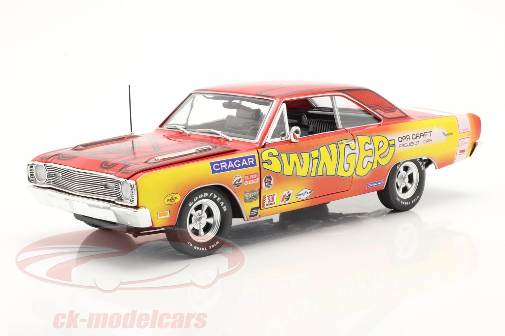 highway-61-collectibles-1-18-dodge-dart-340-swinger-1969-car-craft-project-car-geel-roze-highway61-hwy18024/