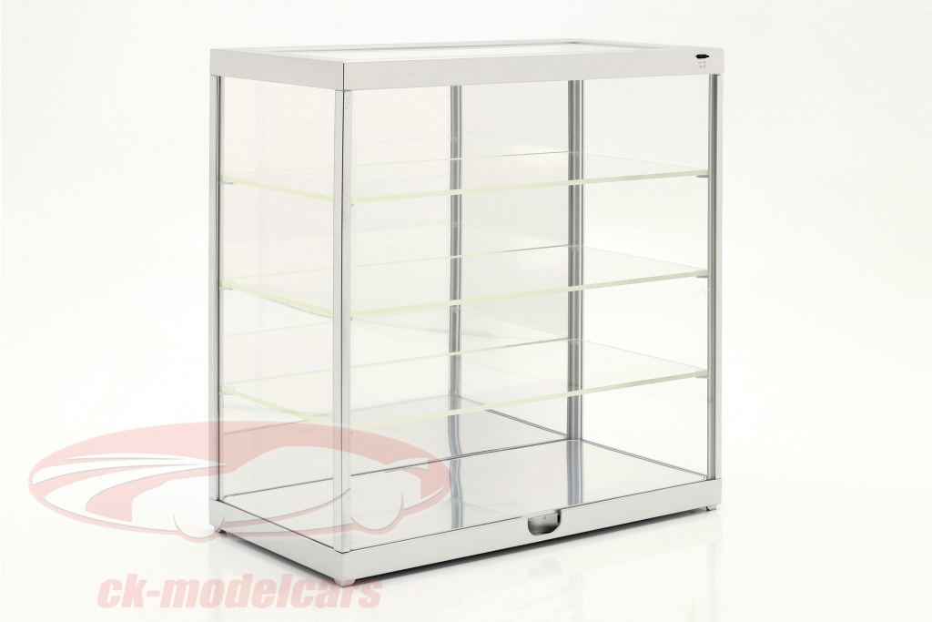 single-showcase-with-led-lighting-and-mirror-for-1-18-1-24-silver-triple9-t9-247840ms/