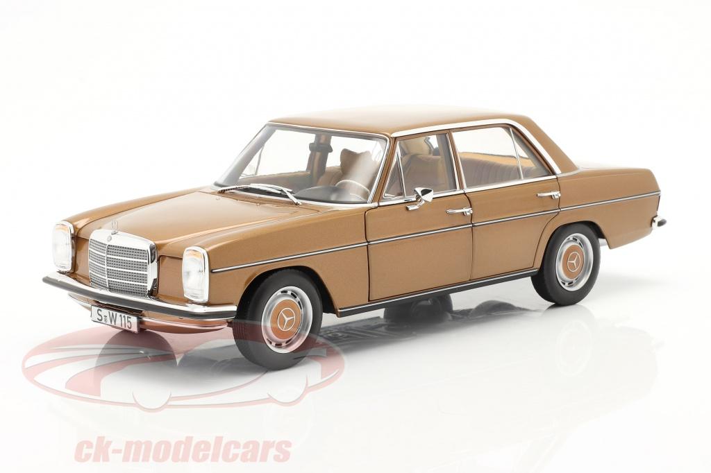 norev-1-18-mercedes-benz-200-w114-115-bygger-1968-73-byzantium-guld-b66040665/
