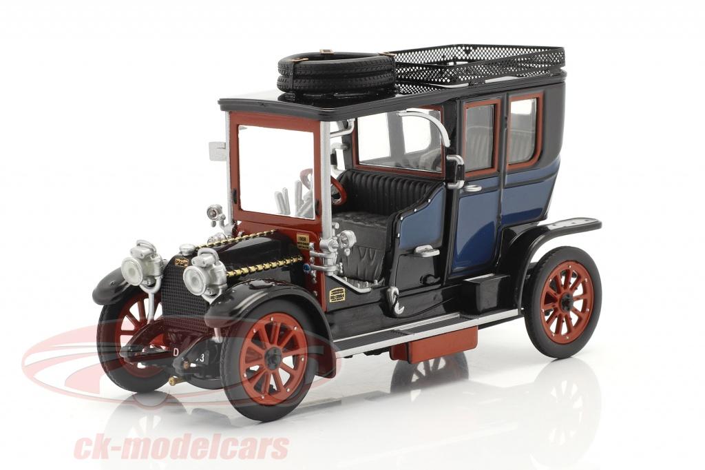 fahrtraum-1-43-austro-daimler-22-35-maja-engine-anno-di-costruzione-1908-blu-nero-ck65828/