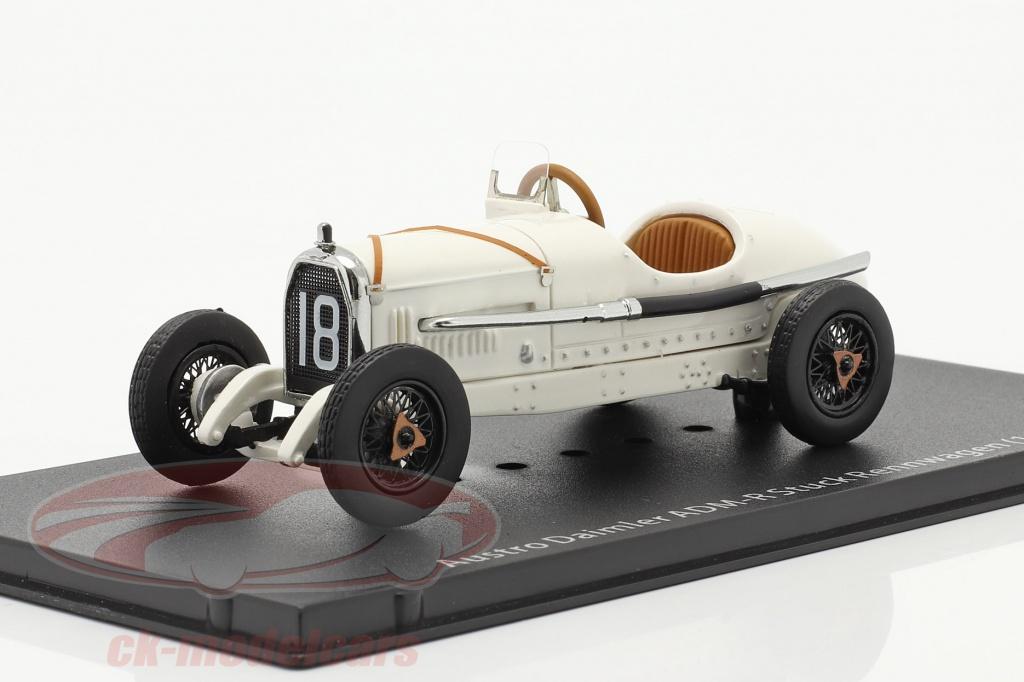 fahrtraum-1-43-austro-daimler-adm-r-carro-de-corrida-no18-1929-hans-stuck-ck65826/